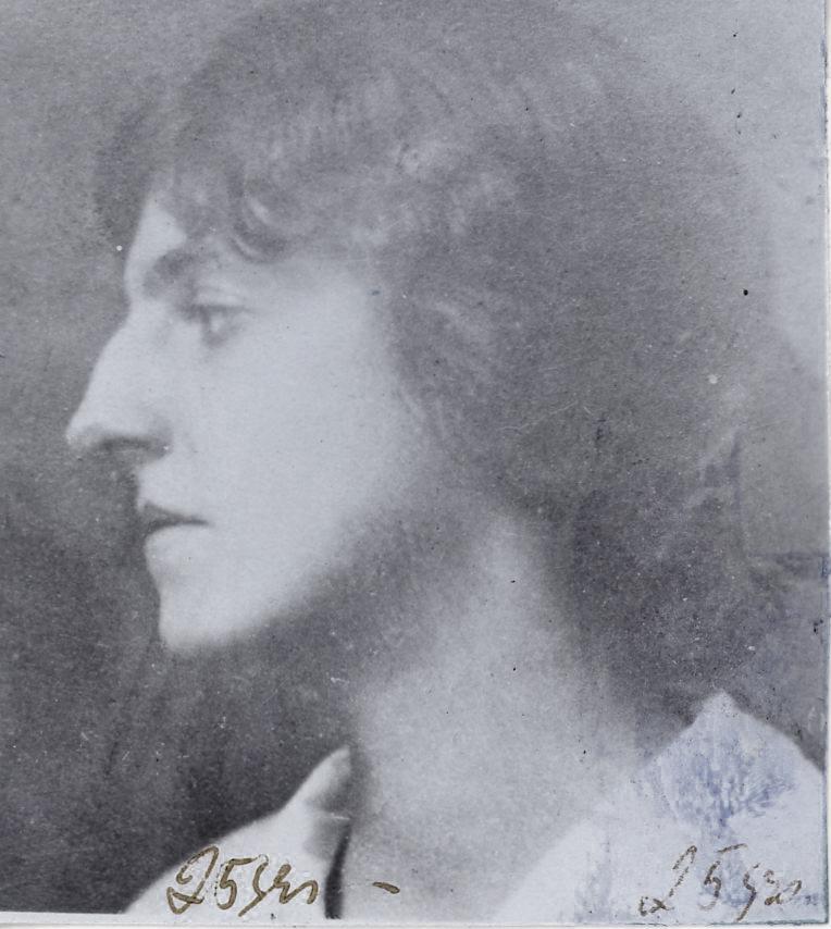 Isabel Cooper at 25